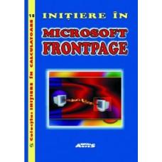 Inițiere în Microsoft Frontpage